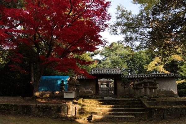 松平家墓所